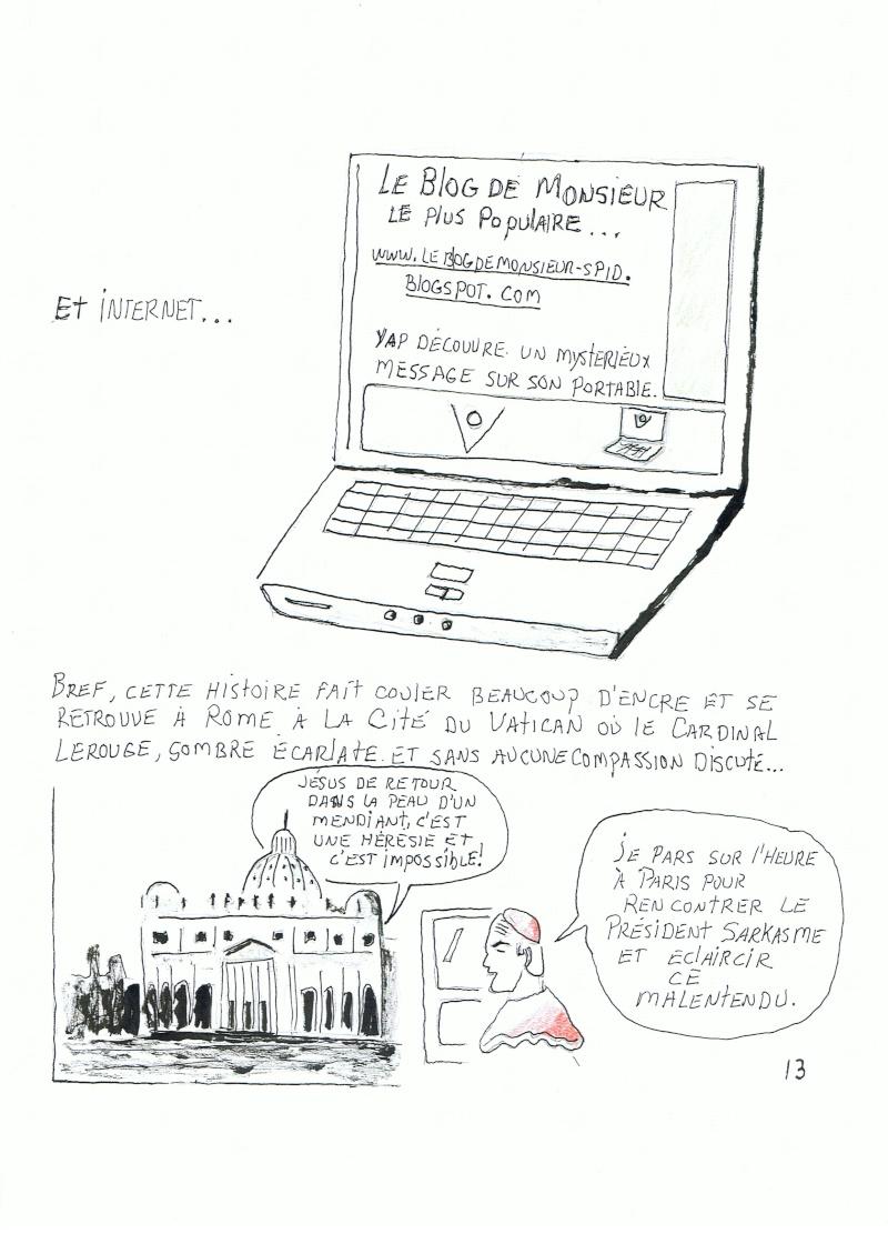 Nom de code: Monsieur bd... !3 pages Page1311