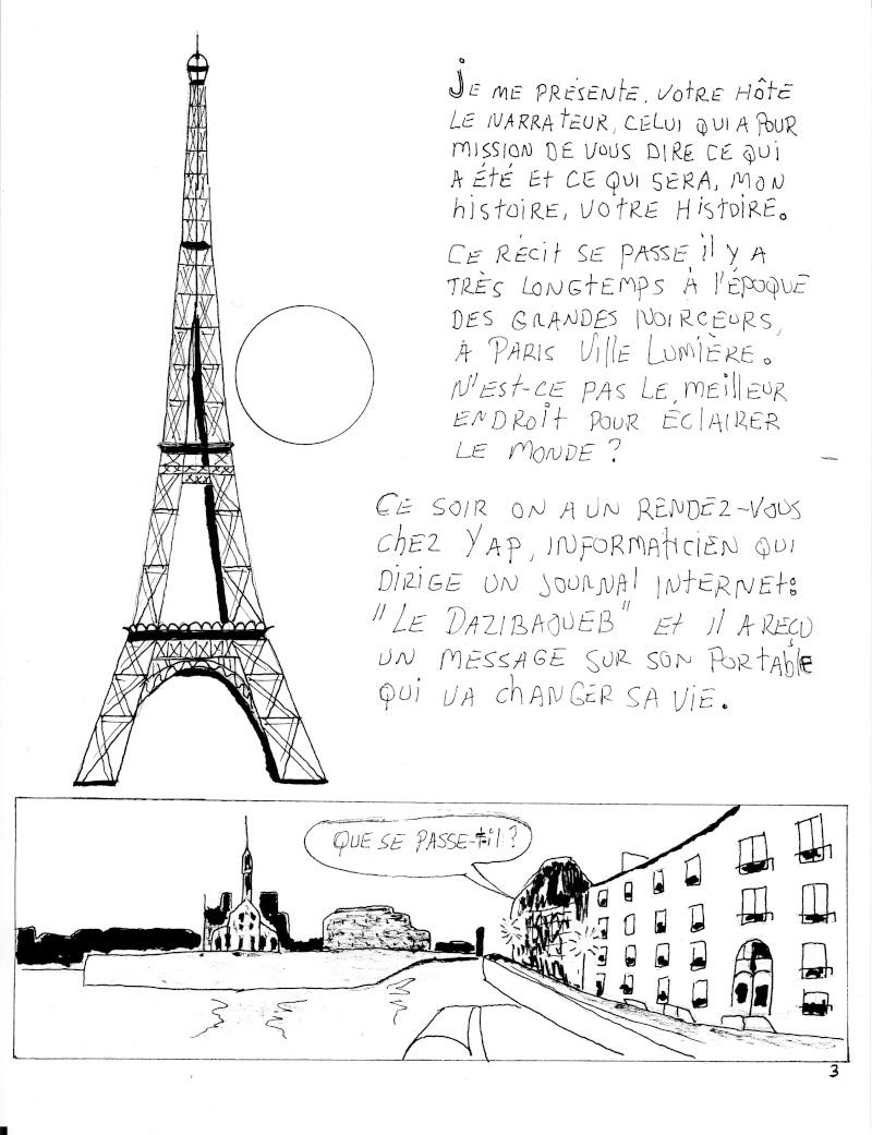Nom de code: Monsieur bd... !3 pages Page311