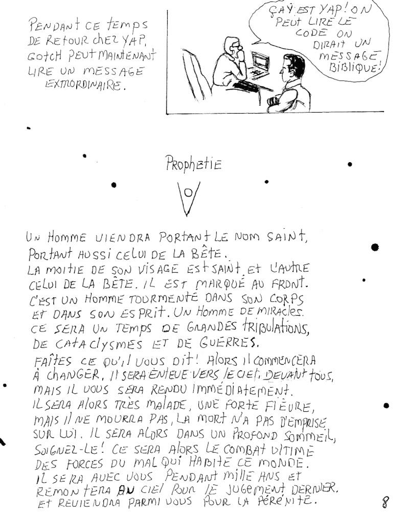 Nom de code: Monsieur bd... !3 pages Page812