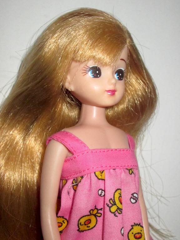 Licca, petit mannequin de la marque Takara Licca_12