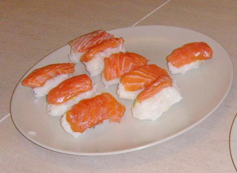 Montrez-nous... vos petits plats ! - Page 3 Sushi10