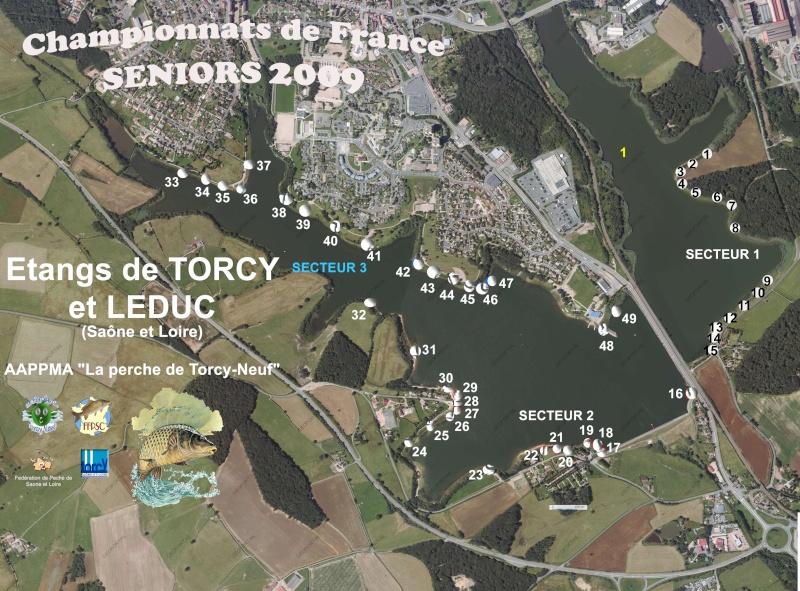Championnat de France 2009 Plan_p11