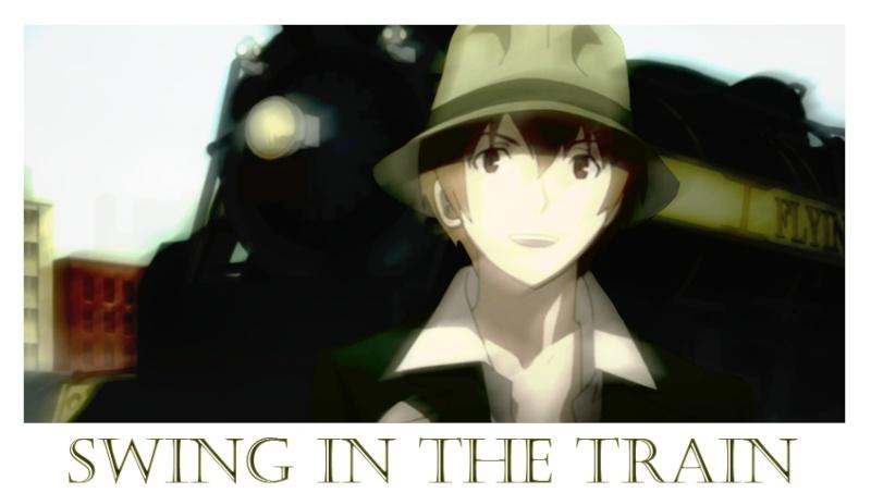 [SphenX] swing in the train Logo10