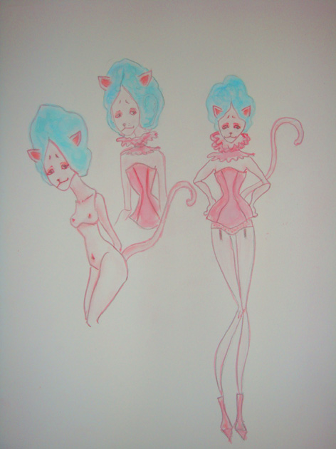 P&B amateur doll contest session 2 : VOTEZ !! - Page 2 Dessin10