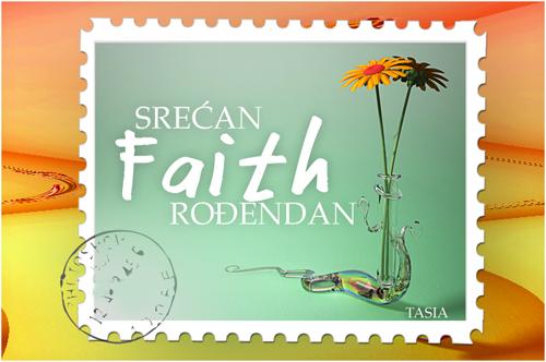 Faith srecan ti rodjendan Faith11