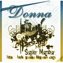 Senior members Donna10