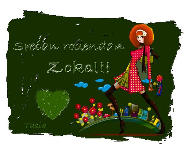 Zoko srecan rodjendan Zoka10