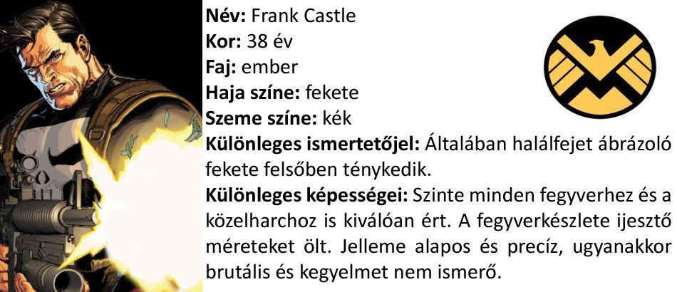 Frank Castle / Megtorló 0020