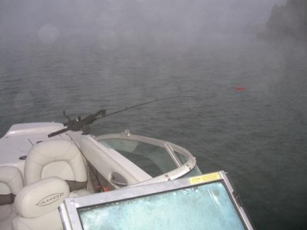 Norris Lake in Tenn. week ending 8/15/09 2009_n21