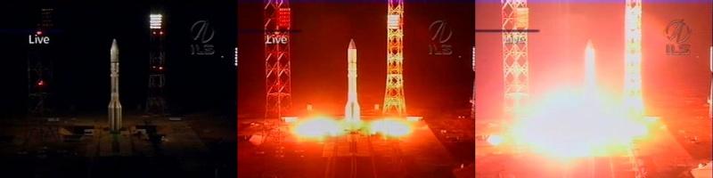 Lancement Proton-M / AsiaSat 5 (11/08/2009) - Page 2 Decoll10