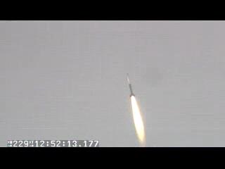 Vaisseau spatial gonflable / Lancement IRVE le 17 août 2009 Vlcsna24
