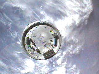 Vaisseau spatial gonflable / Lancement IRVE le 17 août 2009 Vlcsna26