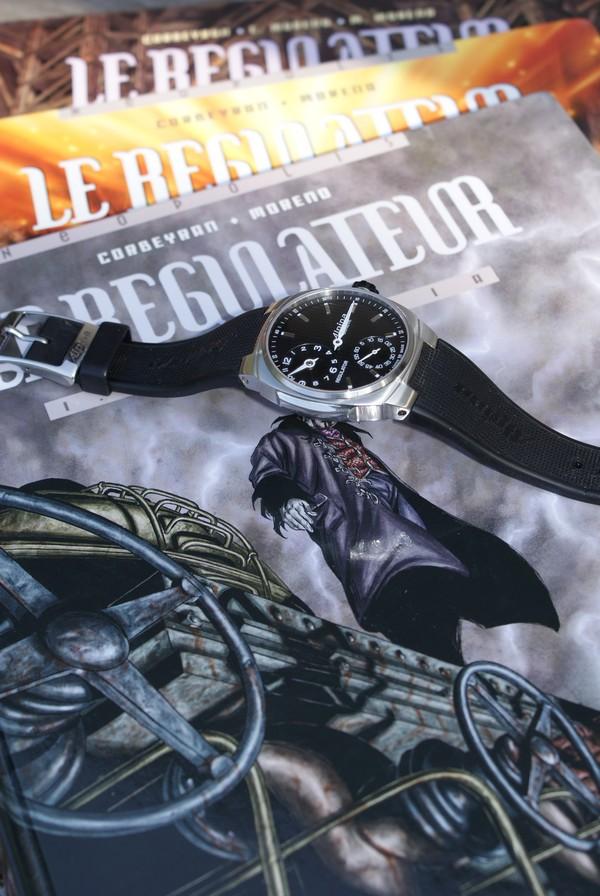 Moi et mes montres : Nomos spéciale et régulateur, oui, mais lequel ? Dsc02712