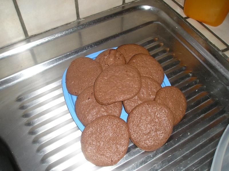 Petits biscuits macarons Photos10