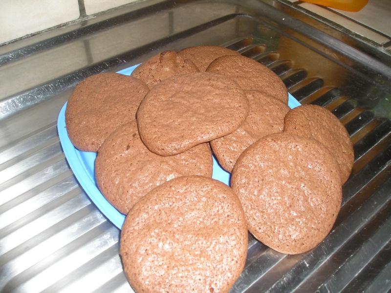 Petits biscuits macarons Photos11