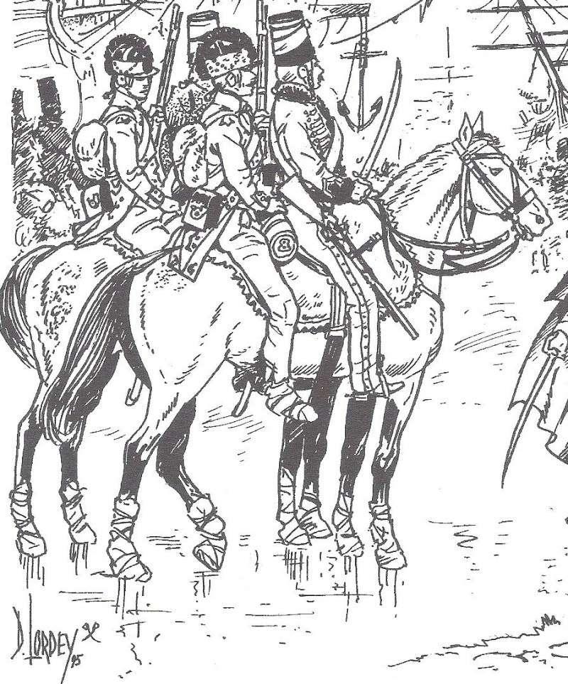 R.EM :Prise de la flotte Hollandaise le 23 janvier 1795 entre la pointe du Helder et l'ïle de Texel 23_jan10