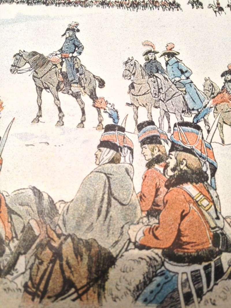 R.EM :Prise de la flotte Hollandaise le 23 janvier 1795 entre la pointe du Helder et l'ïle de Texel Img_5111