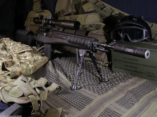 Présentation de Bull-Hit M14-ai10