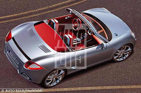 201? - [Porsche] Mini Boxster 64289310