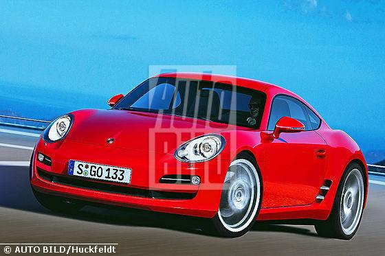 201? - [Porsche] Mini Boxster 64289410