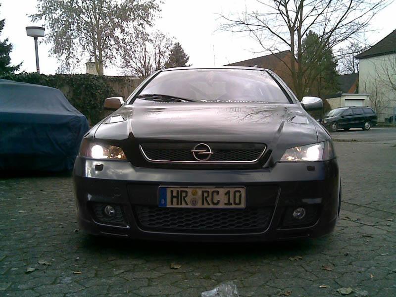 Roschi sein Astra G Coupe Fake 22032010