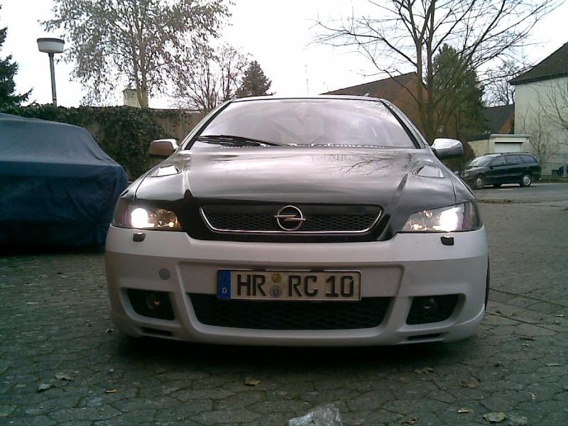 Roschi sein Astra G Coupe Fake 22032011