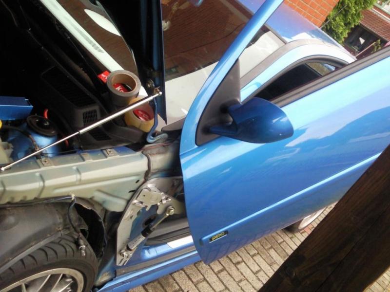 Astra OPC's Blue Angel ist Verkauft Foto0528