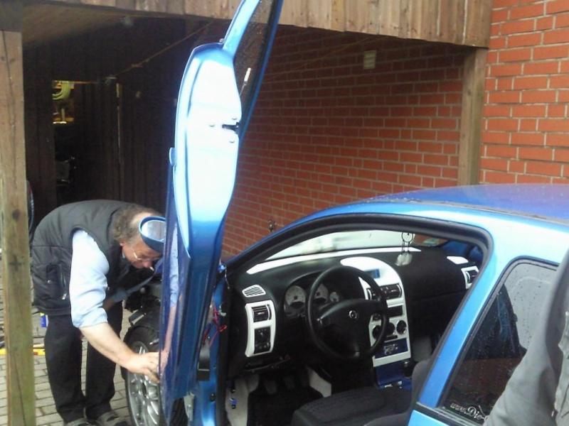 Astra OPC's Blue Angel ist Verkauft Foto0532