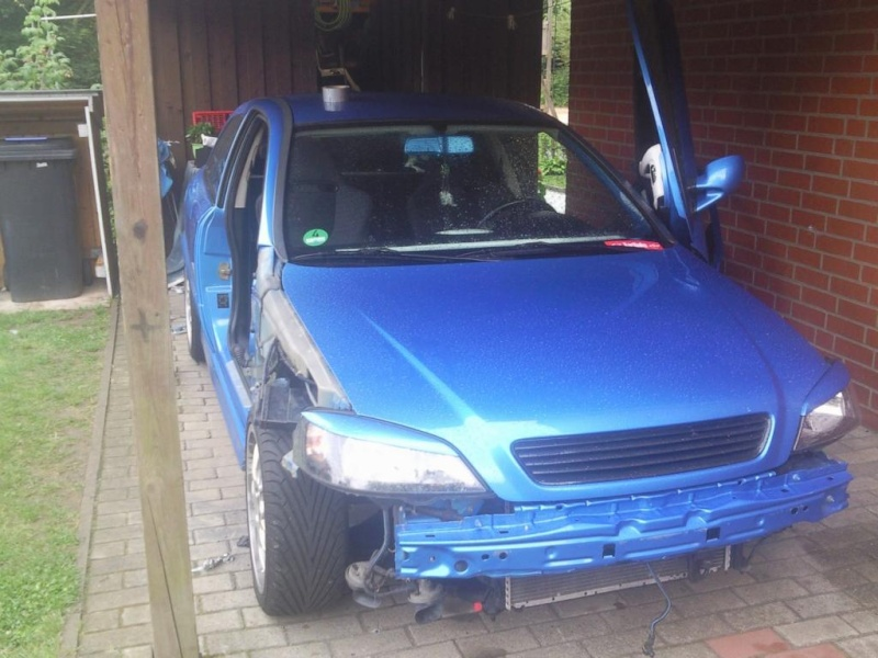 Astra OPC's Blue Angel ist Verkauft Foto0534