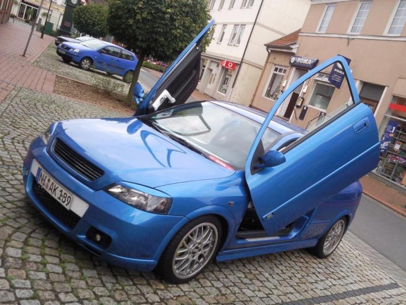 Astra OPC's Blue Angel ist Verkauft Foto0537