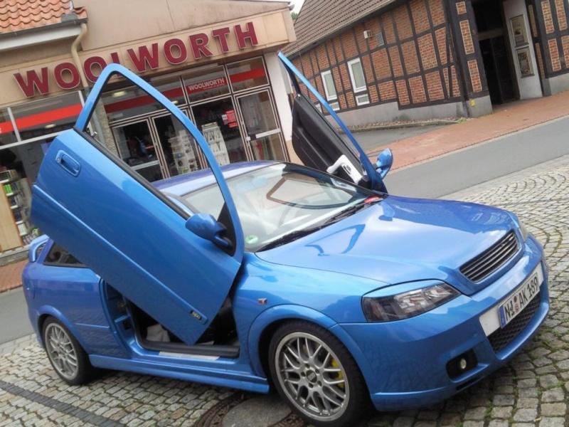 Astra OPC's Blue Angel ist Verkauft Foto0539