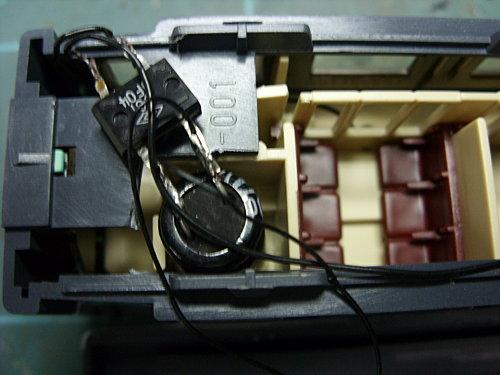 module d'alimentation pour ruban à cms Pont_c12