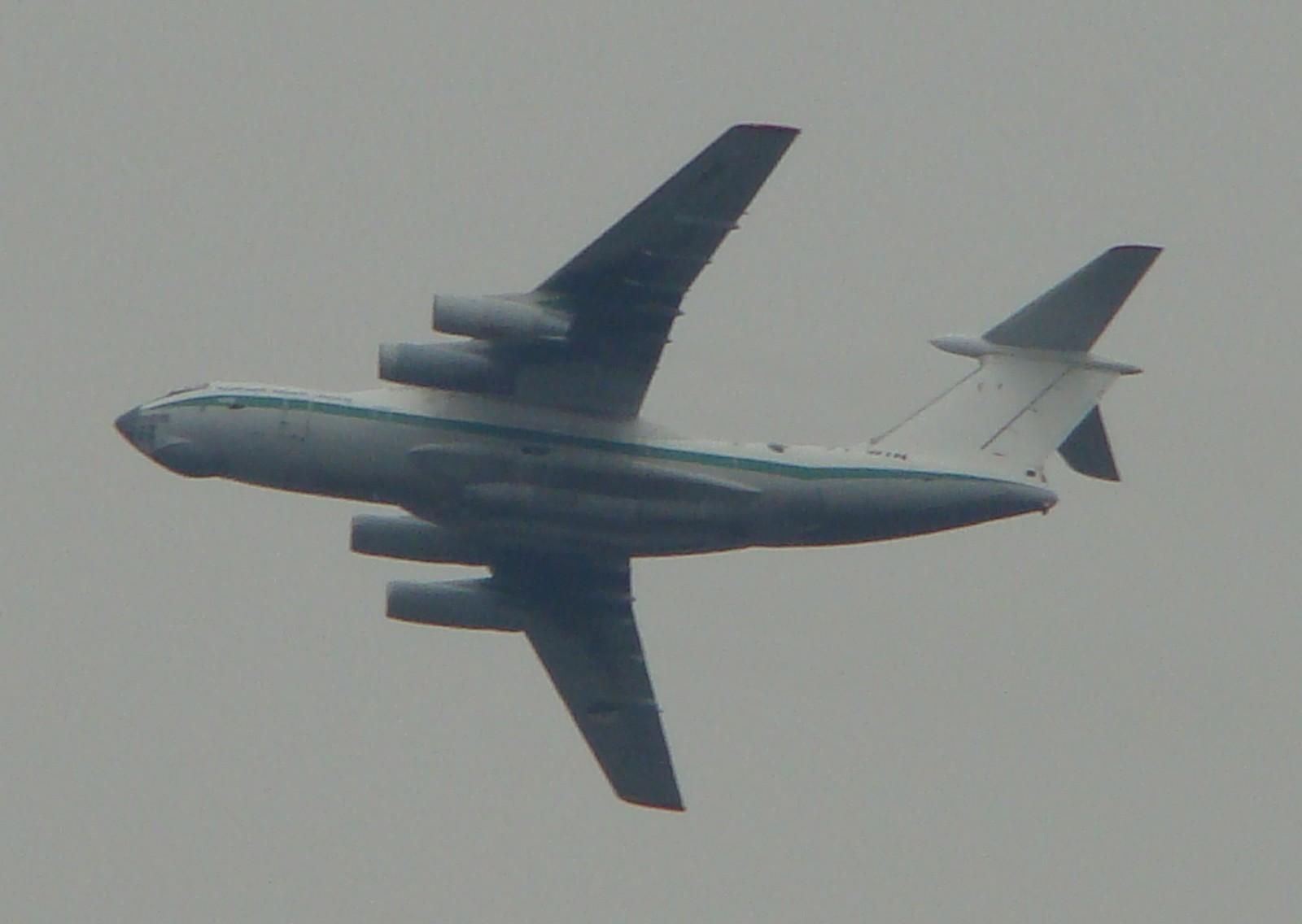 طائرة النقل والتزود بالوقود Il76/78 - صفحة 2 Dsc01511