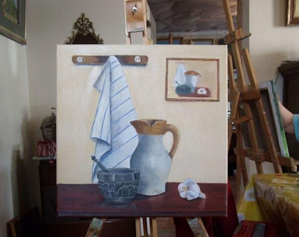 le travail terminé ...... 2012-2013 Annie-10