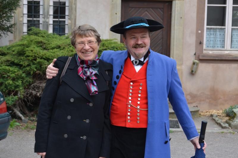 """Visite accompagnée en alsacien de la """"ville"""" de Wangen les 14 et 21 avril 2013 13042112"""