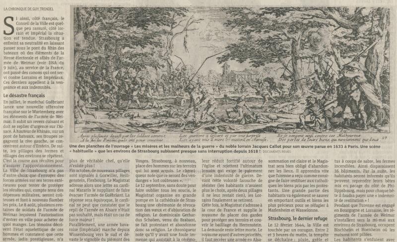 Balade dans l'histoire de Wangen-La chronique de Guy Trendel, publiée le 23/06/2013  dans les DNA Image128