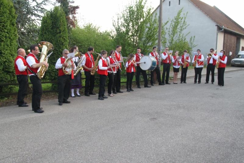 Aubade de la Musique Harmonie de Wangen ,dimanche 5 mai 2013 Img_2631