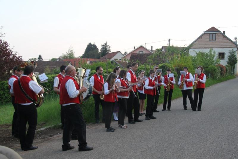 Aubade de la Musique Harmonie de Wangen ,dimanche 5 mai 2013 Img_2637