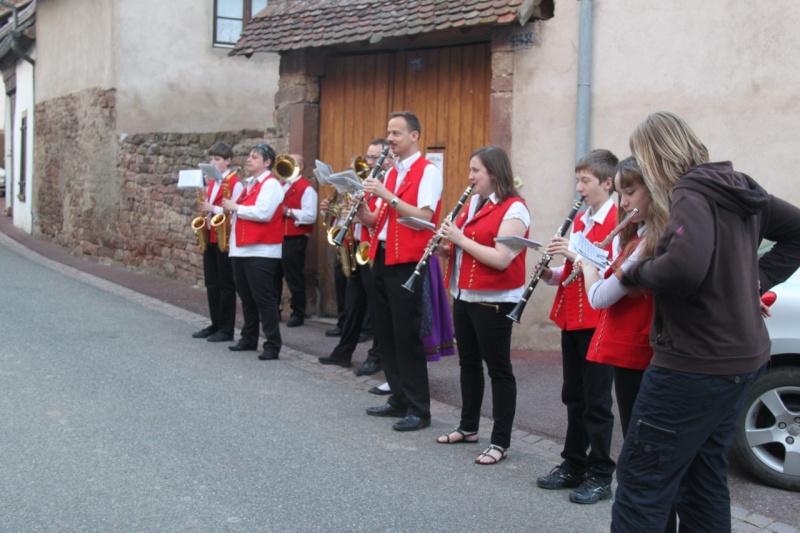 Aubade de la Musique Harmonie de Wangen ,dimanche 5 mai 2013 Img_2713