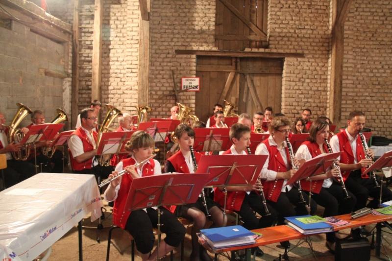 La Musique Harmonie de Wangen à la fête de la musique de Quatzenheim 15 juin 2013 Img_3514