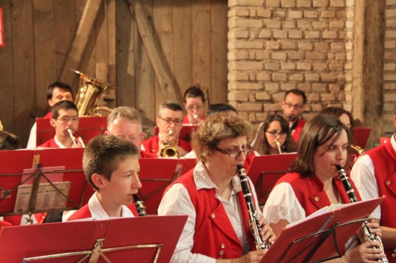 La Musique Harmonie de Wangen à la fête de la musique de Quatzenheim 15 juin 2013 Img_3516