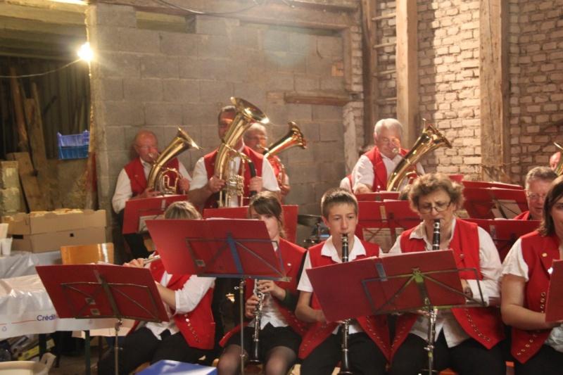 La Musique Harmonie de Wangen à la fête de la musique de Quatzenheim 15 juin 2013 Img_3517