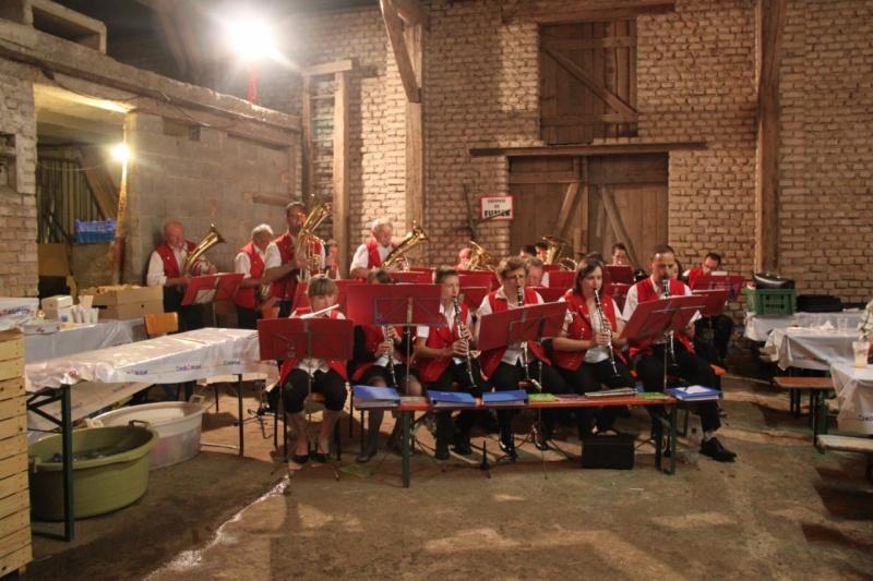 La Musique Harmonie de Wangen à la fête de la musique de Quatzenheim 15 juin 2013 Img_3518