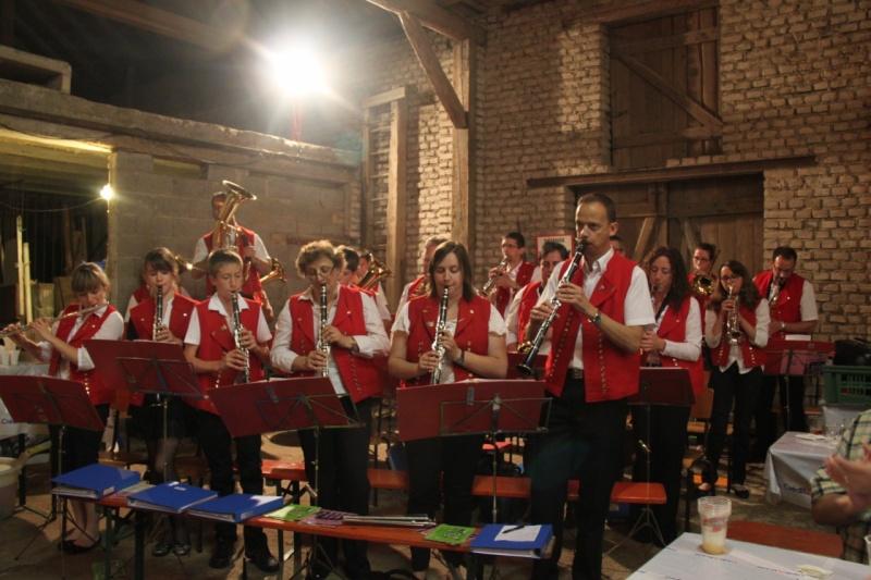 La Musique Harmonie de Wangen à la fête de la musique de Quatzenheim 15 juin 2013 Img_3520