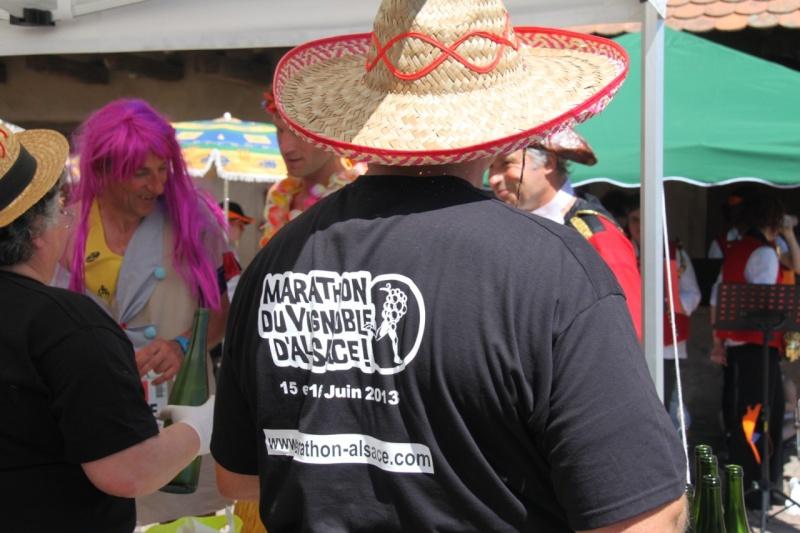Le Marathon du Vignoble d'Alsace à Wangen le 16 juin 2013 Img_3722