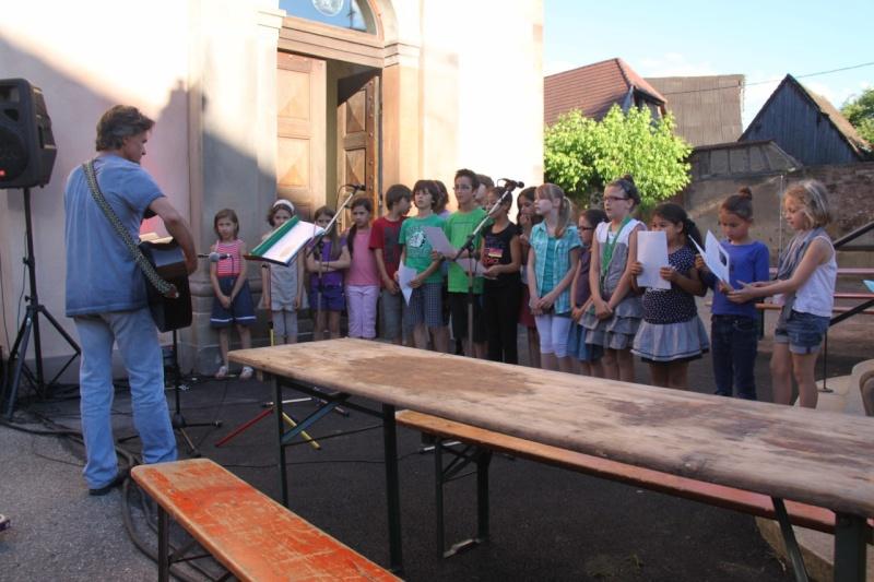 Fête de la Musique à Wangen samedi 22 juin 2013 place de l'église à 19 h Img_3821