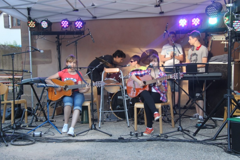 Fête de la Musique à Wangen samedi 22 juin 2013 place de l'église à 19 h Img_3825