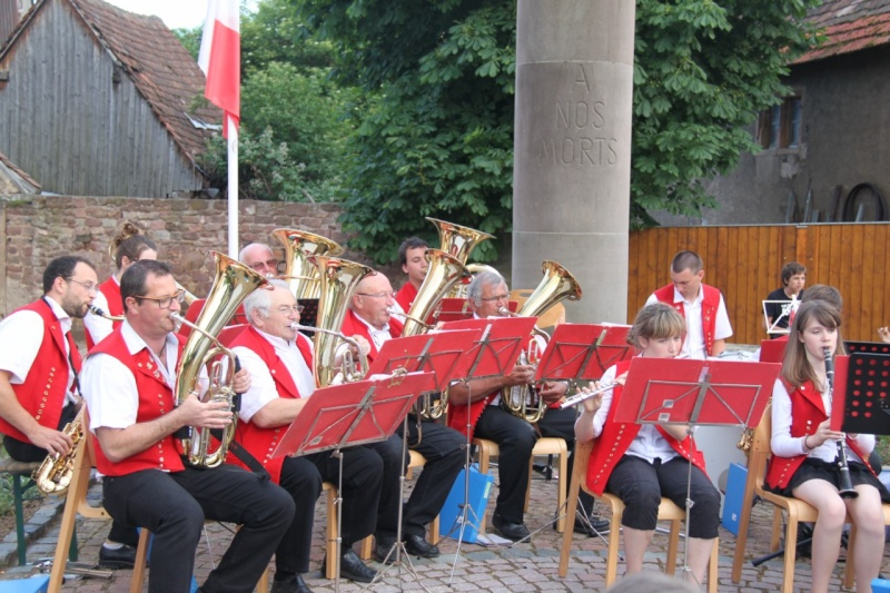 Fête de la Musique à Wangen samedi 22 juin 2013 place de l'église à 19 h Img_3827