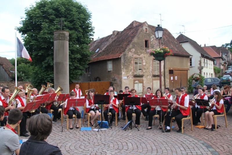 Fête de la Musique à Wangen samedi 22 juin 2013 place de l'église à 19 h Img_3828