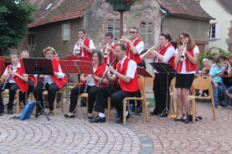 Fête de la Musique à Wangen samedi 22 juin 2013 place de l'église à 19 h Img_3829